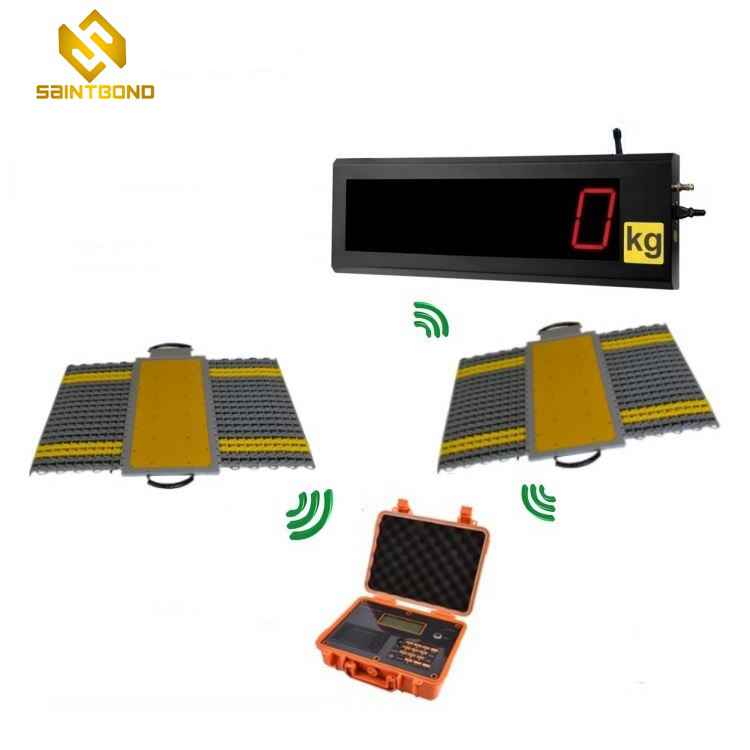 In motion scale portable sale for trucks small onboard truck axle scales