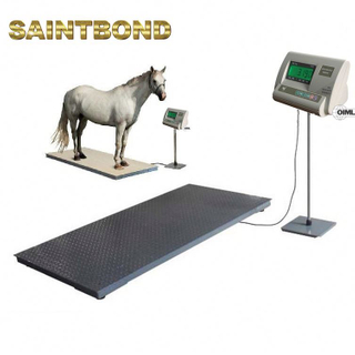 Vet electronic Cattle Weighing Scale Pet weight digital animal scales