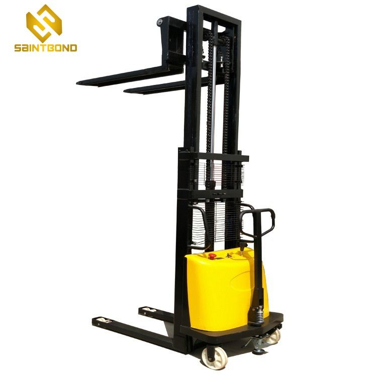 DYC 2000KG Load Capacity Electric Forklifts Heavy Duty Semi Electric Pallet Stacker