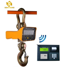 CS-EW 200m Remote Control Industrial Digital Crane Scale Hanging Scale 2ton