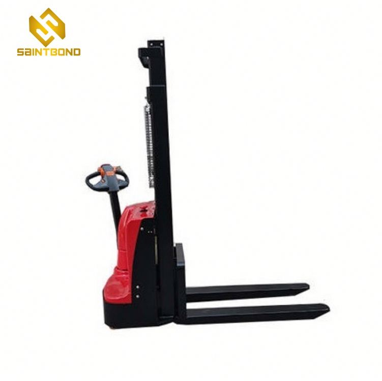 PSES11 Professional mini electric stacker pallet forklift