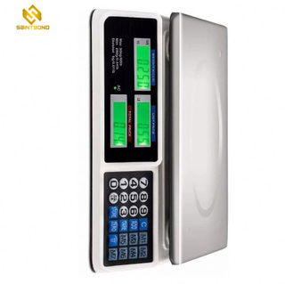 AS809 40kg Digital Price Computing Scale Electronic Weighing Scale For Retail Use
