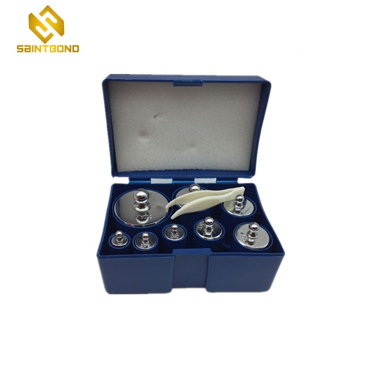 TWS02 OIML F2 Class Stainless Steel Precision Calibration Mass Weights