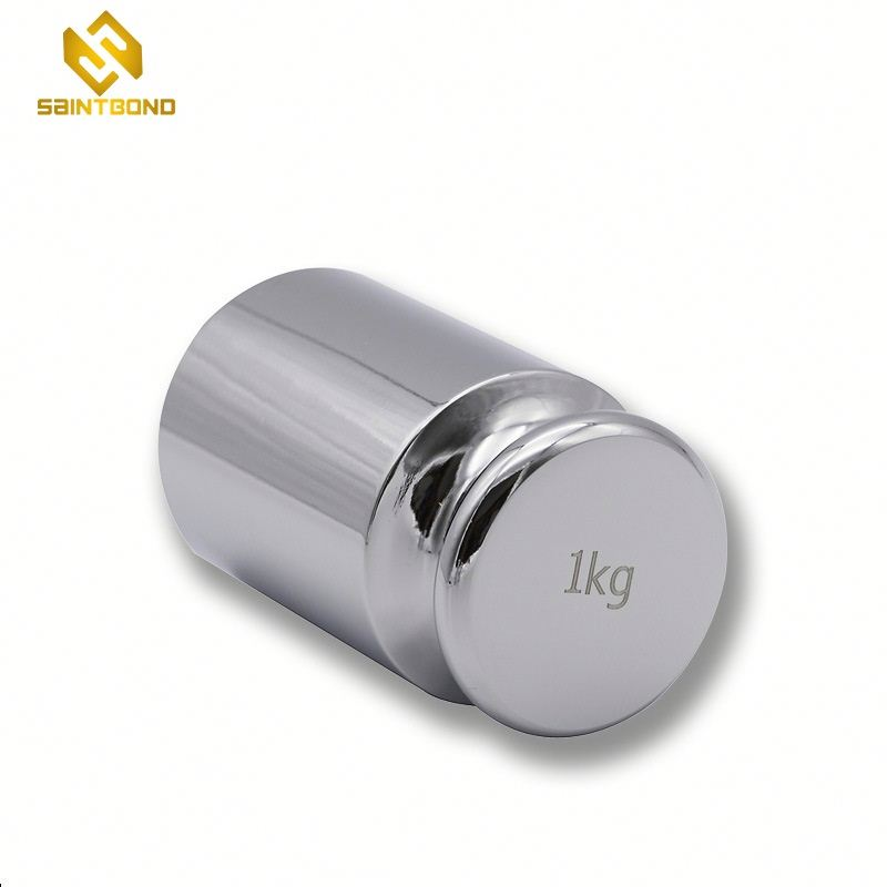 TWS01 Premium Stainless Steel Slotted Round Type Test Weight
