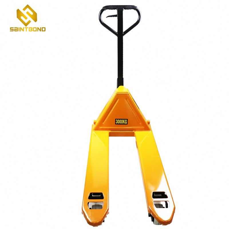 PS-C1 3 Ton Hydraulic Powered Hand Pallet truck for sale High Quality
