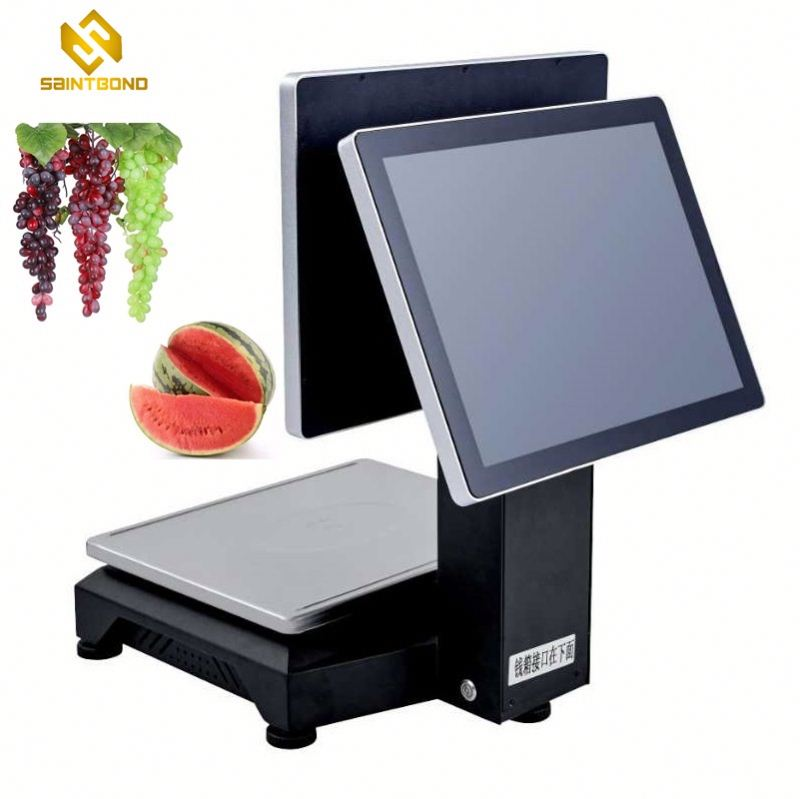 PCC01 Restaurant ordering system pos machine support external device