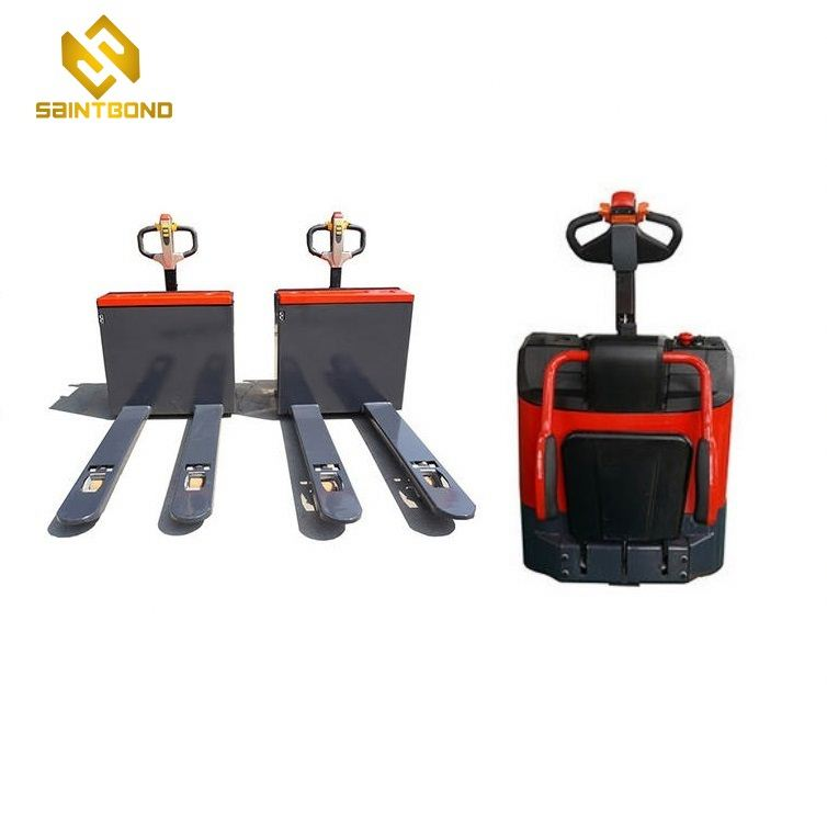 PSES12 China factory price 3 ton electric forklift power pallet truck with CE