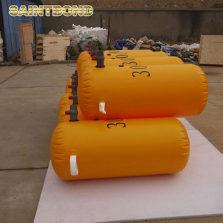 proof load bag water bags equipment free fall lifeboat for ships 500kg test weights
