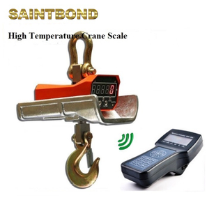 Professional Manufacture 1t/2t/3t/5t/10/15t Wireless High Temperature Proof Crane Scale