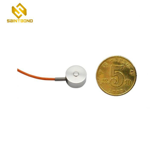 Mini010 Low Profile Coin Size Subminiature Weighing Sensor Compression Force Load Cell Sensor