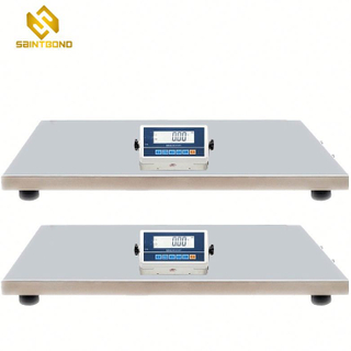 200kg electronic digital platform weighing scale postal warehouse shipping scales Stainless steel