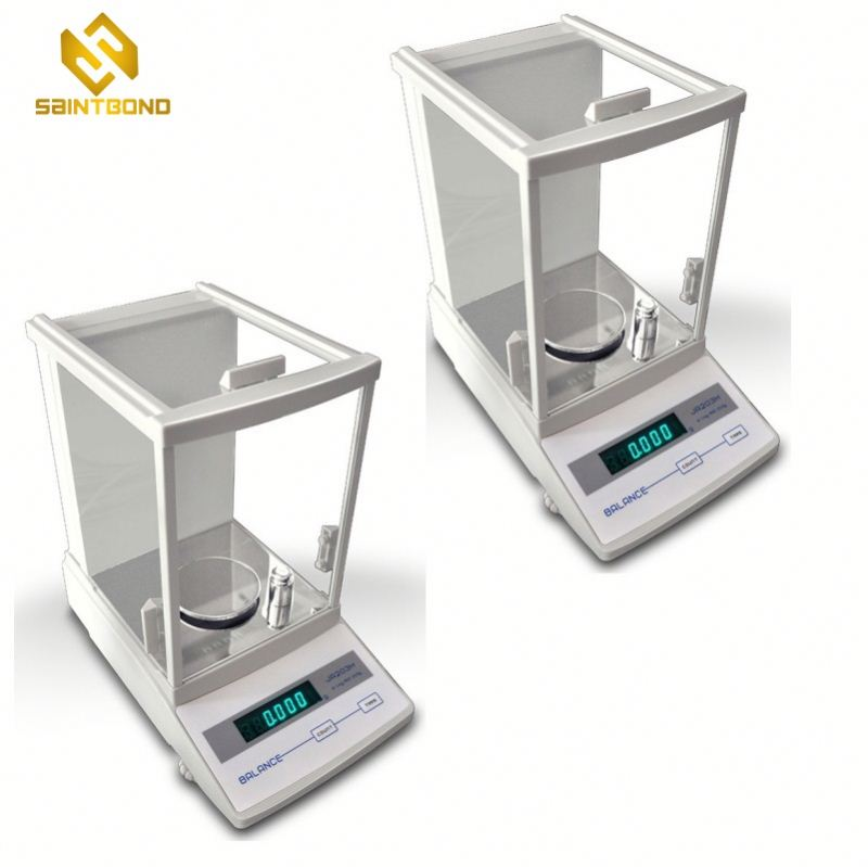 JA-H 0.1mg 0.0001 1mg 0.001 0.01 chinese electronic laboratory weighing scale