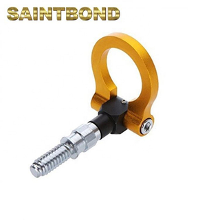 The new car modification universal decorative towing truck hook