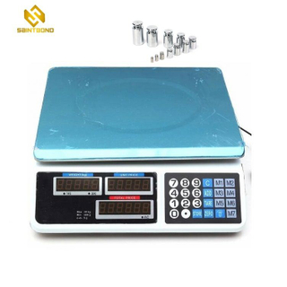 ACS809 Home And Shop 30kg New Digital Electronic Price Computing Weighing Fruits Scale