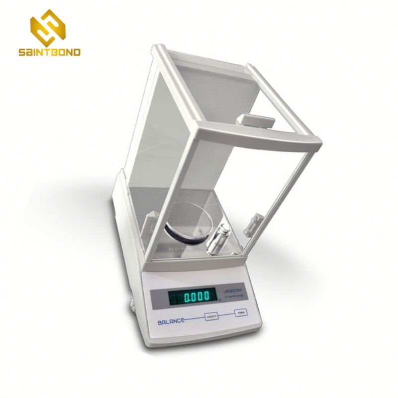 JA-H 0.1mg 0.0001g digital lab analytical precision electronic balance scale