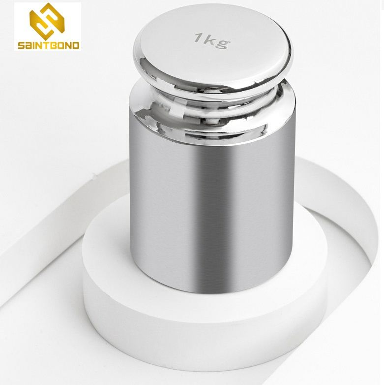 TWS01 Steel chrome plated precision 500g electronic gram scales calibration weight kits for digital scale balance