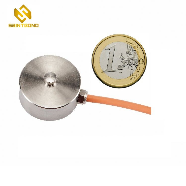 Mini011 Low Profile Coin Size Subminiature Weighing Sensor Compression Force Load Cell Sensor